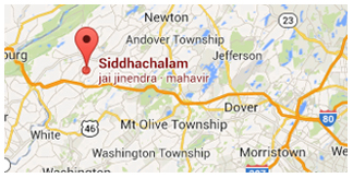 Directions to Siddhachalam